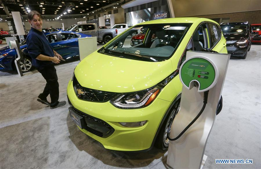 99th Vancouver International Auto Show held in Canada