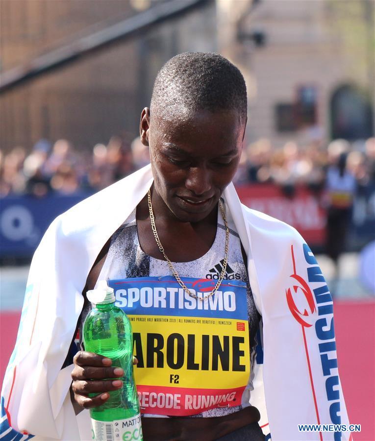 In pics: Prague Half Marathon 2019 in Czech Republic