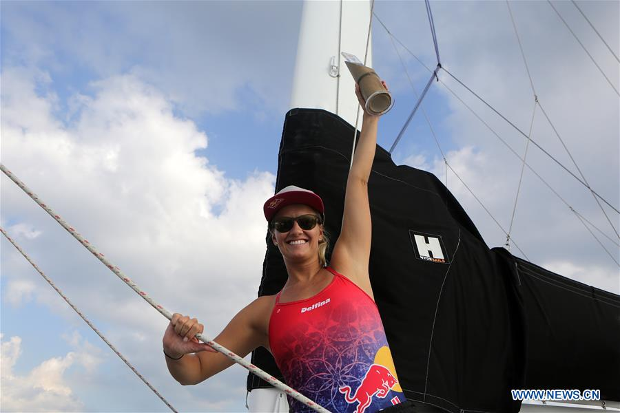 Highlights of 2019 Red Bull Cliff World Series