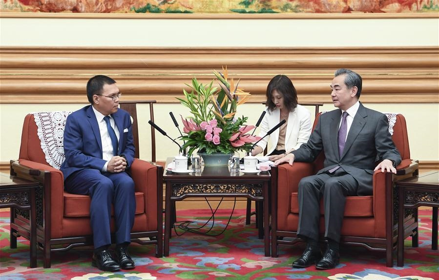 China welcomes Malaysian PM Mahathir to 2nd Belt and Road forum