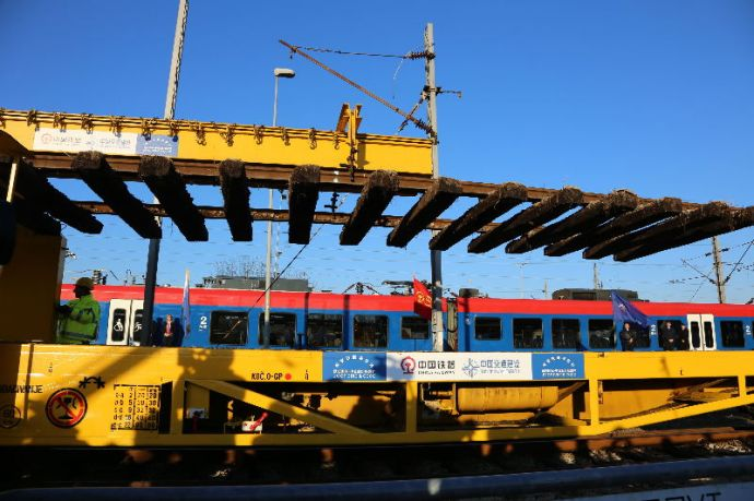 CCCC signs contract for Serbian section of Belgrade-Budapest railway