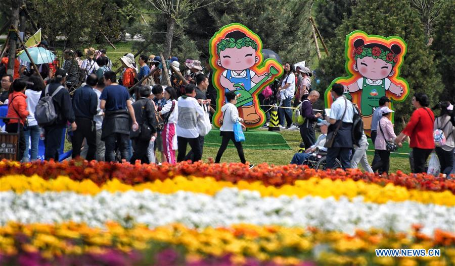 Beijing expo embraces a large number of visitors