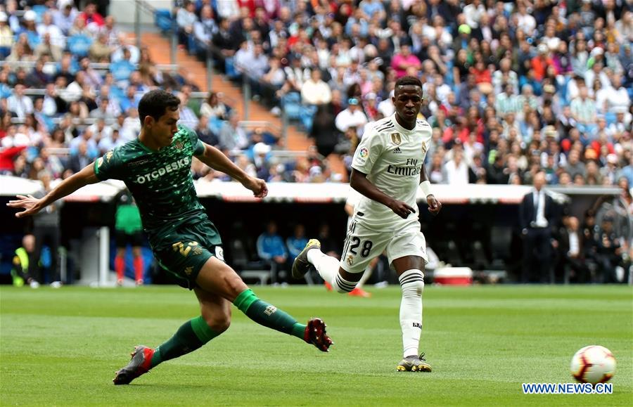 Real Madrid close season with home defeat