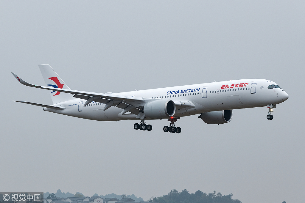 China Eastern asks Boeing for 737 MAX compensation
