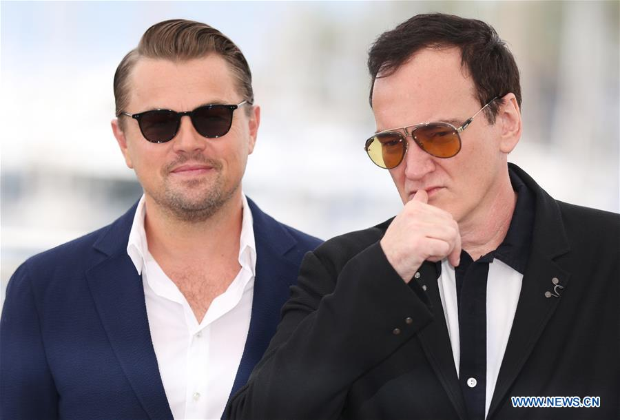 """""""Once Upon a Time in Hollywood"""" to compete for Palme d'Or"""