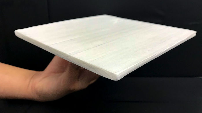 US, Chinese scientists develop strong, energy-efficient cooling wood