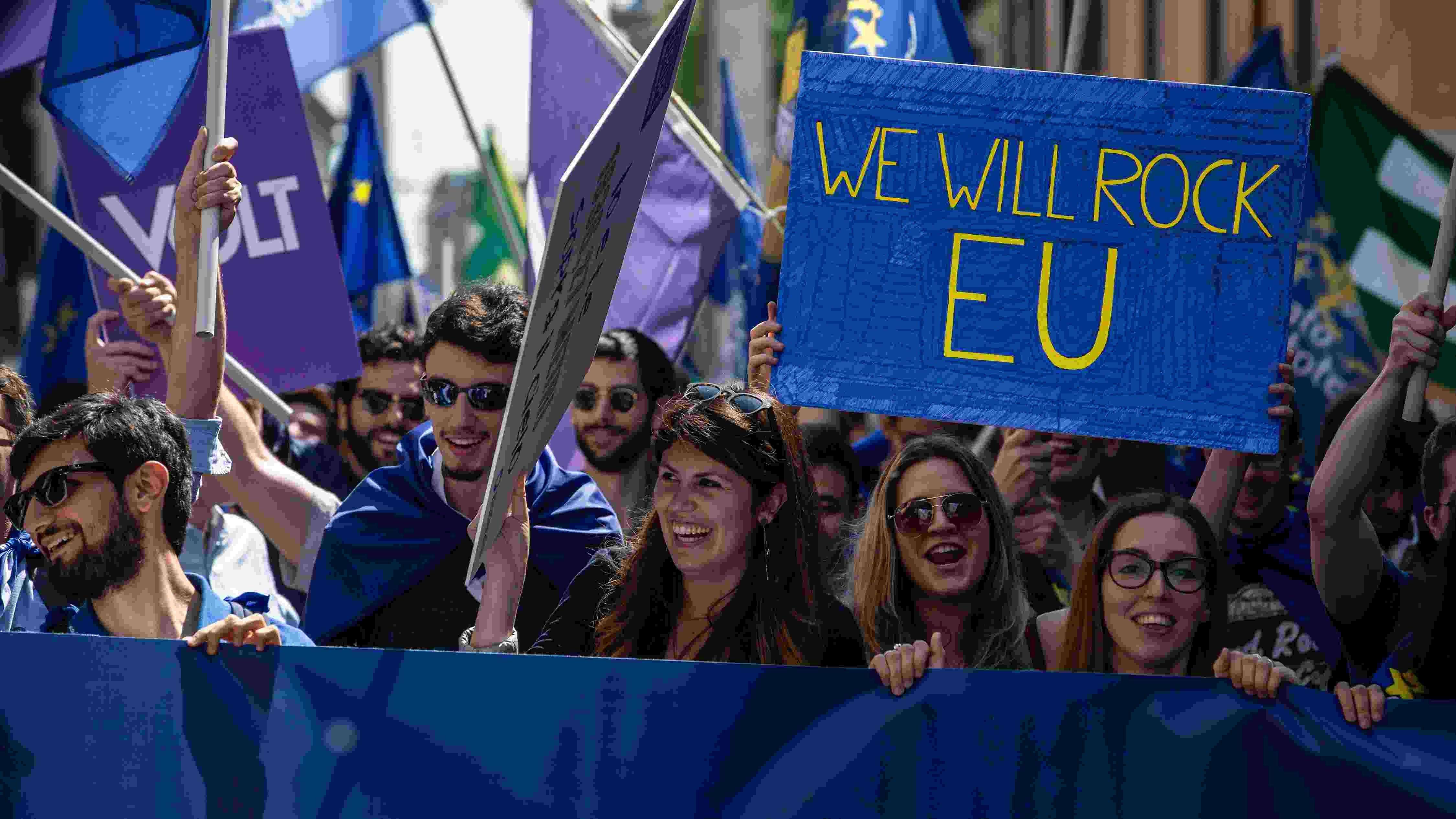 EU elections: Will young people turn up?