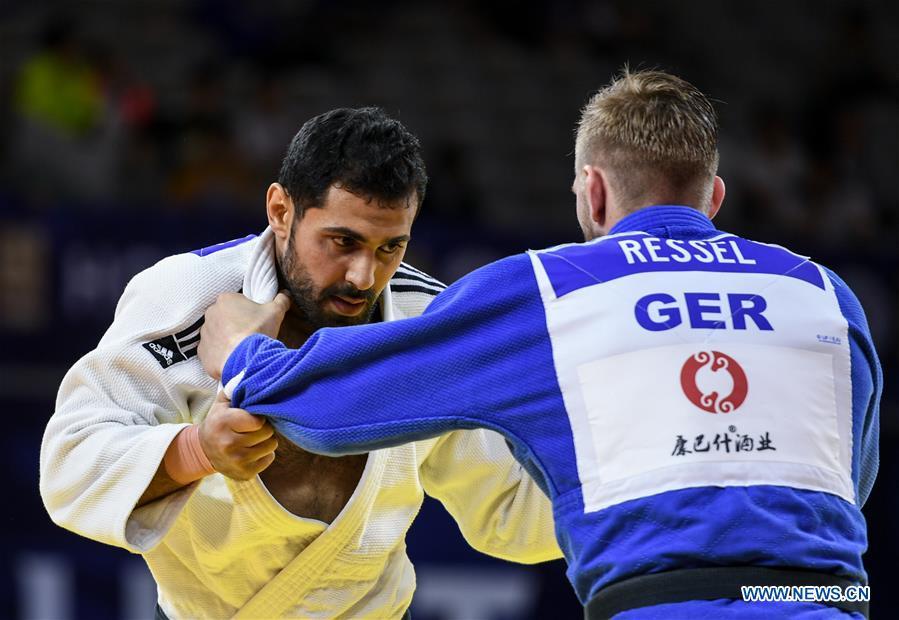 In pics: 2019 World Judo Tour in Huhhot