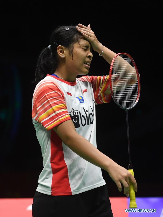 Highlights of Sudirman Cup 2019 in Nanning