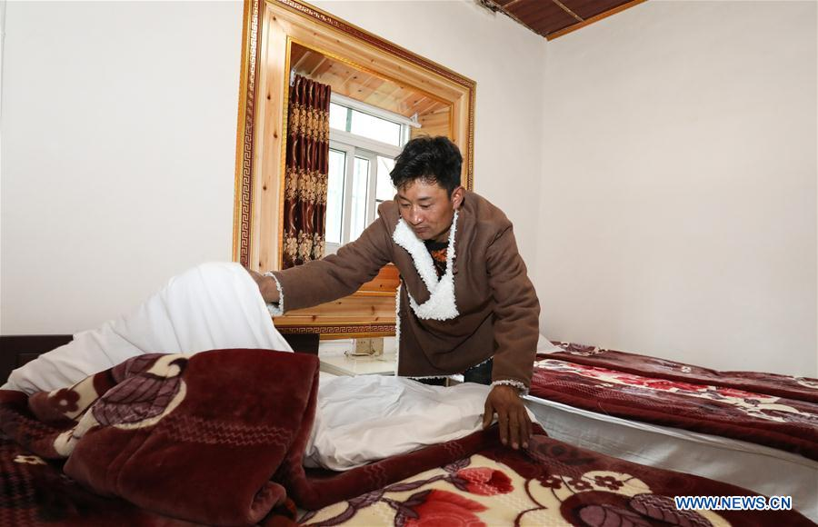 Kangding implements rural revitalization strategy by improving environment, developing tourism