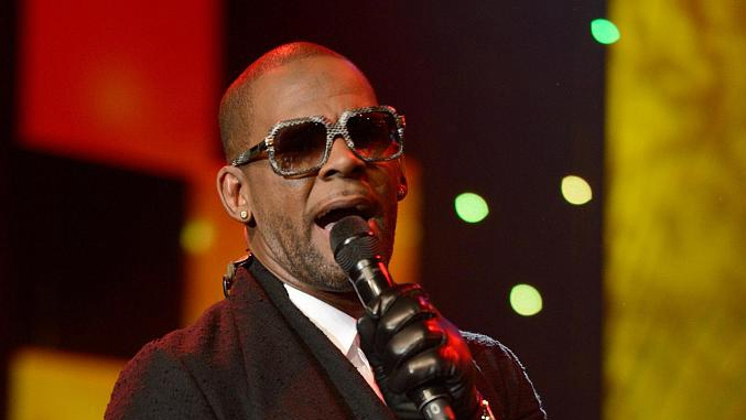 11 new sex-assault charges up legal ante for singer R. Kelly