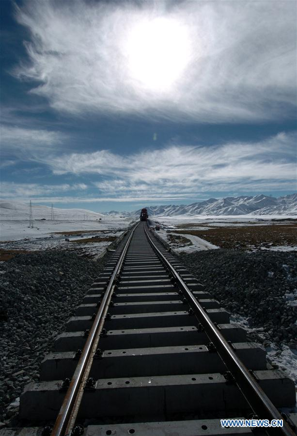 Qinghai-Tibet Railway: then and now