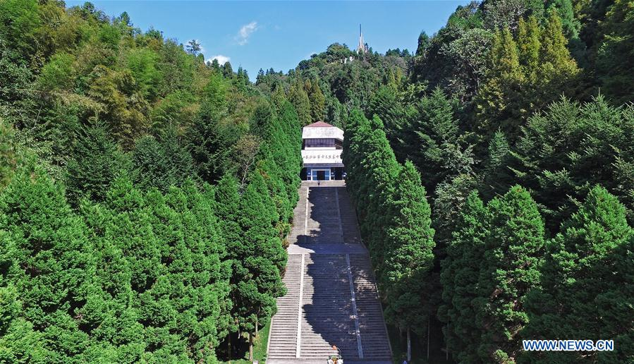 Jiangxi makes great efforts in ecological development
