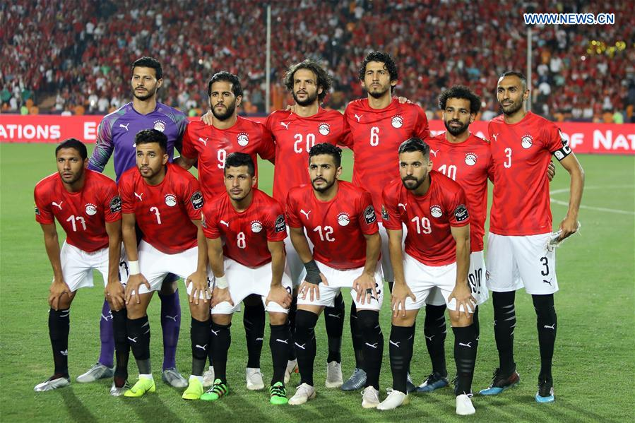 2019 African Cup of Nations: Egypt vs. Zimbabwe