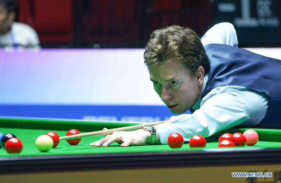 Highlights of 2019 Snooker World Cup group stage matches