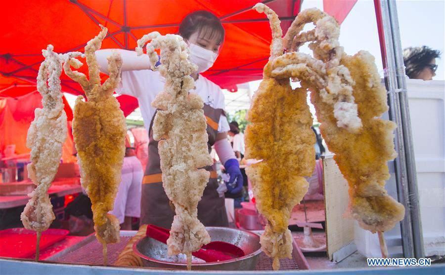 2019 Taste of Asia Food Festival held in Markham, Canada