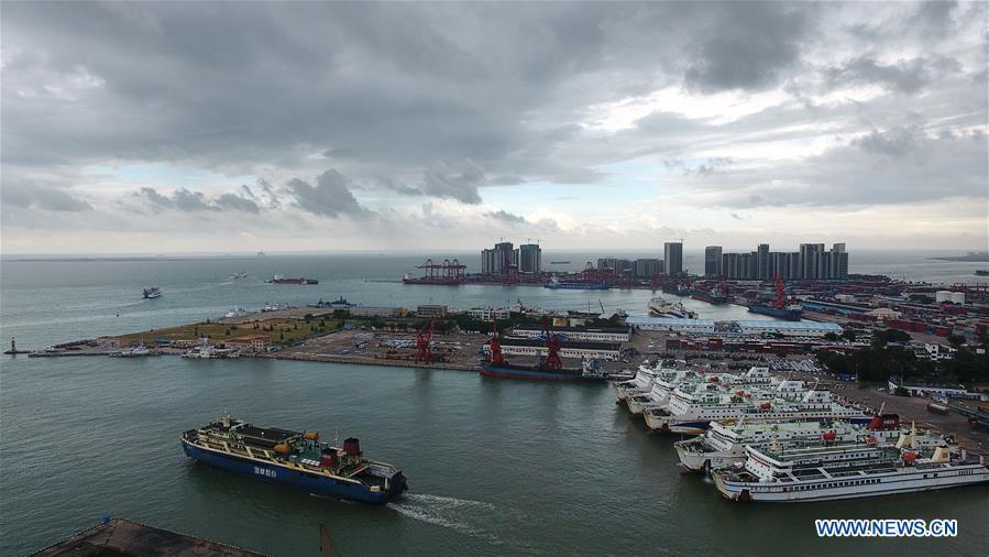 Hainan issues alert for 1st typhoon in 2019 storm season