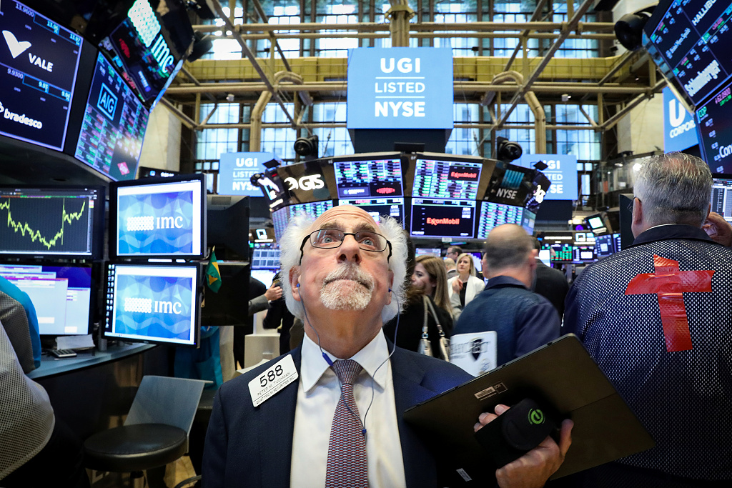 US stocks open higher following Fed chair's dovish testimony