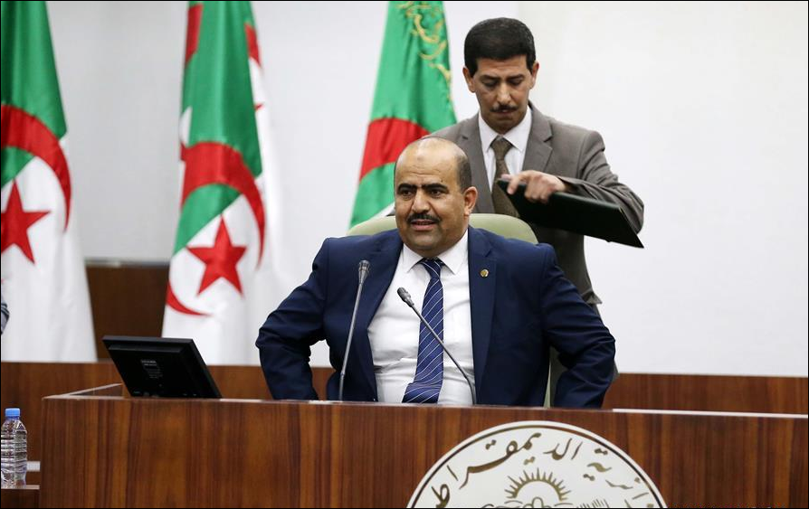 Algerian parliament elects first opposition figure as speaker