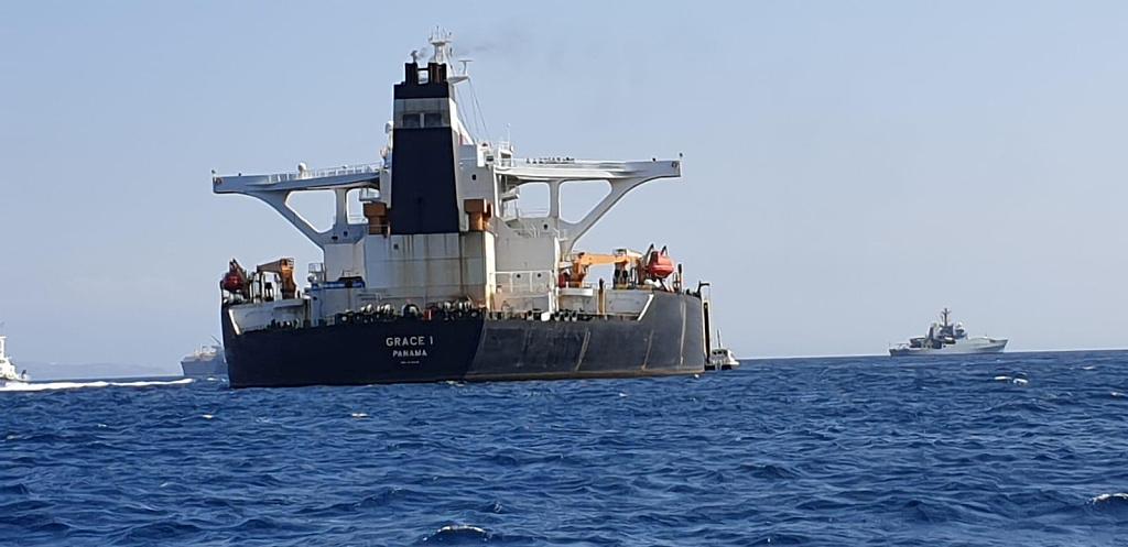 Iran denies attempts to seize British oil tanker