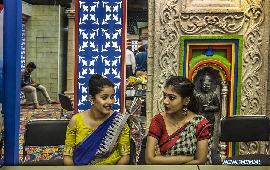 Travel and Tourism Fair kicks off in Kolkata, India