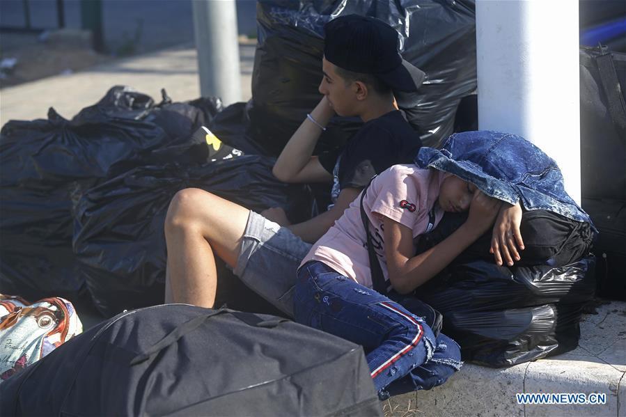 Over 900 Syrian refugees return from Lebanon to homeland