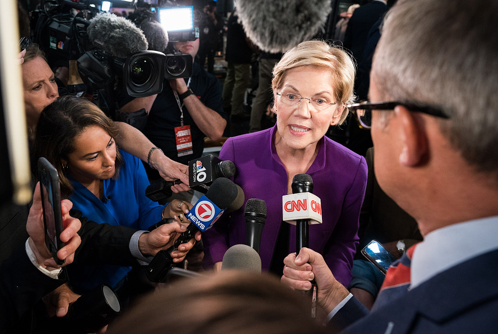 2020 Democrats paint contrast with Trump on immigration