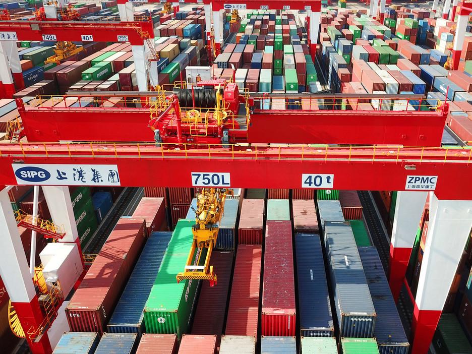 Shanghai still 4th in global port index