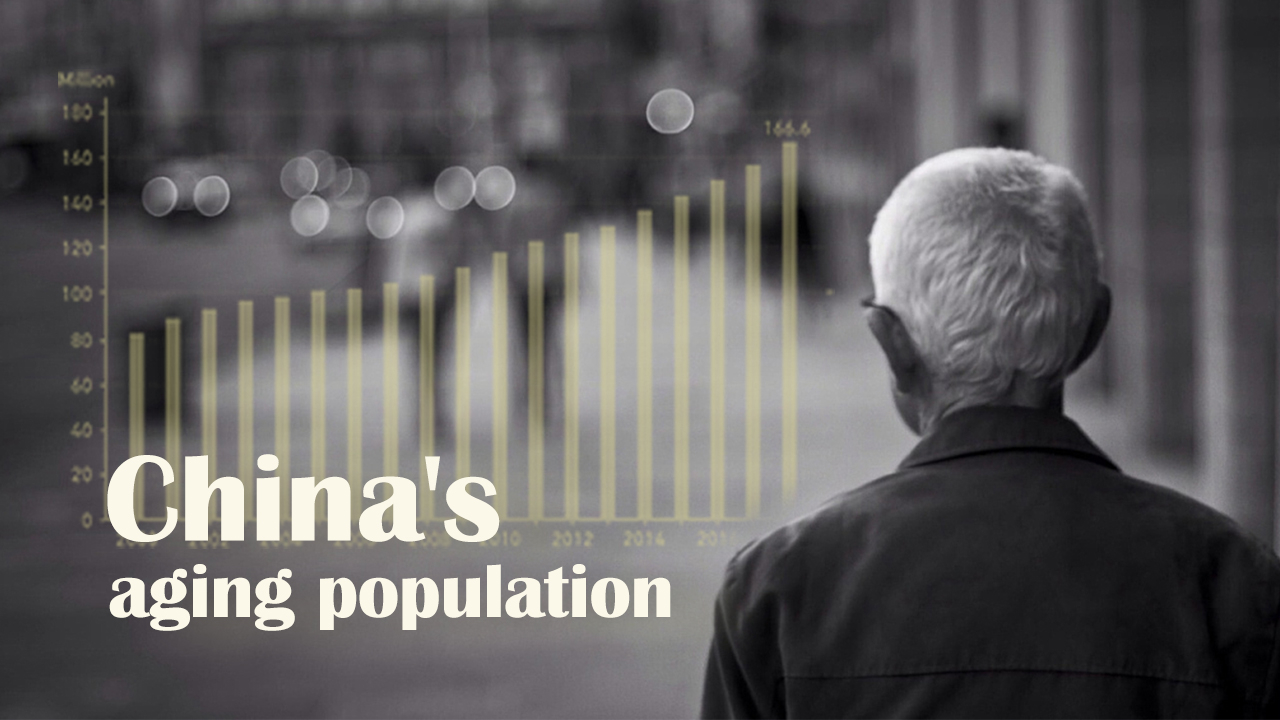 Graphics: Is China ready for an aging population?