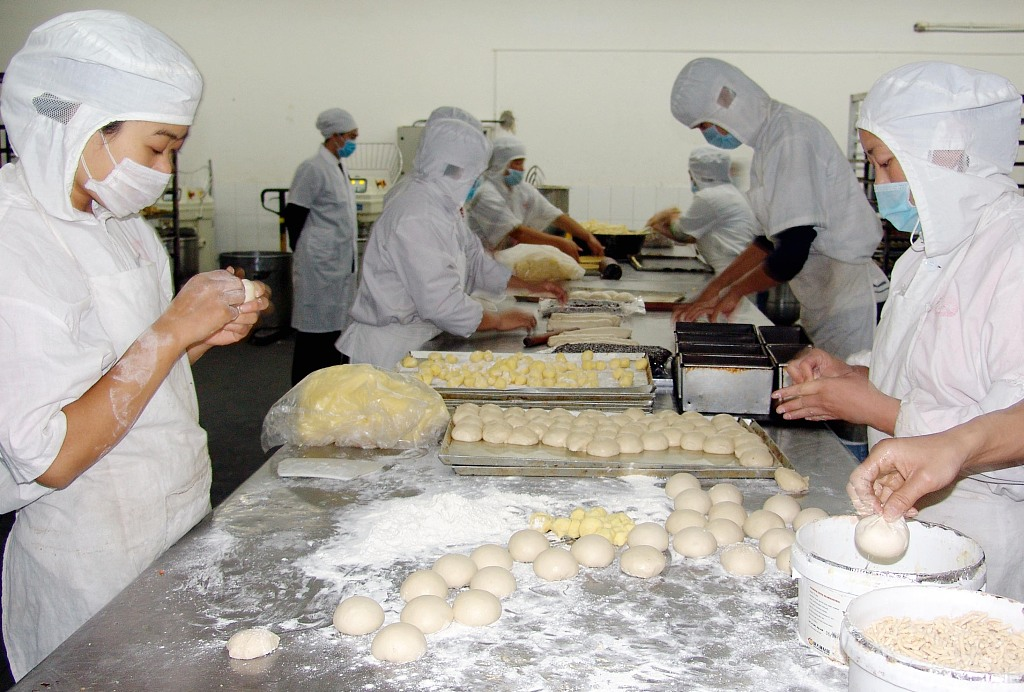 China's food industry grows steadily in Jan-May