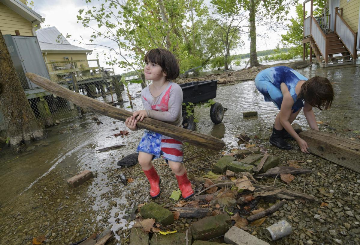New Orleans bracing for storm Barry