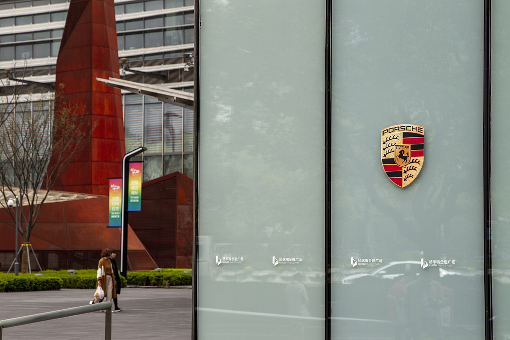 Porsche to recall 57,200 cars in China