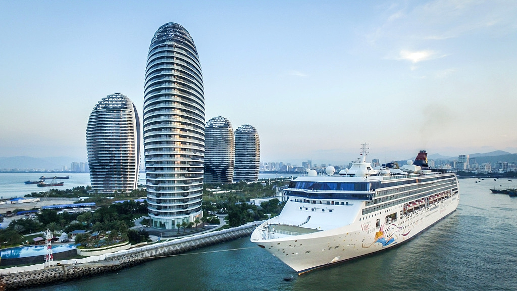 China looks to boost protection of cruise ship passengers