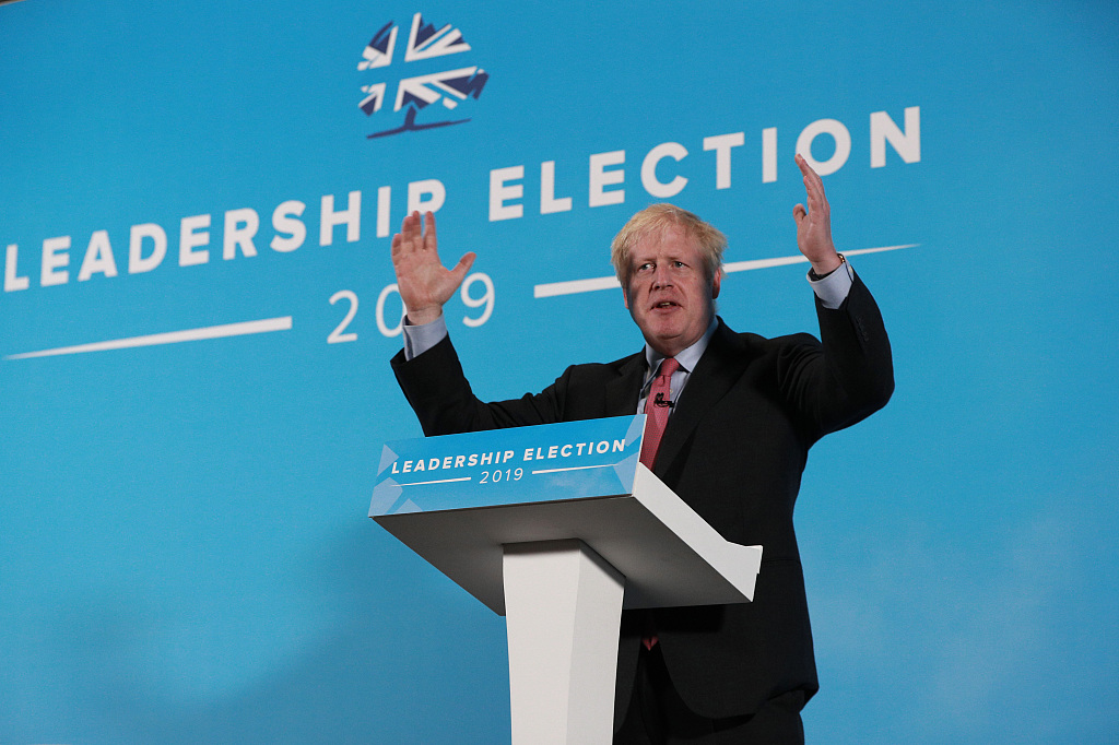 New poll shows Boris Johnson unstoppable in race for Downing Street