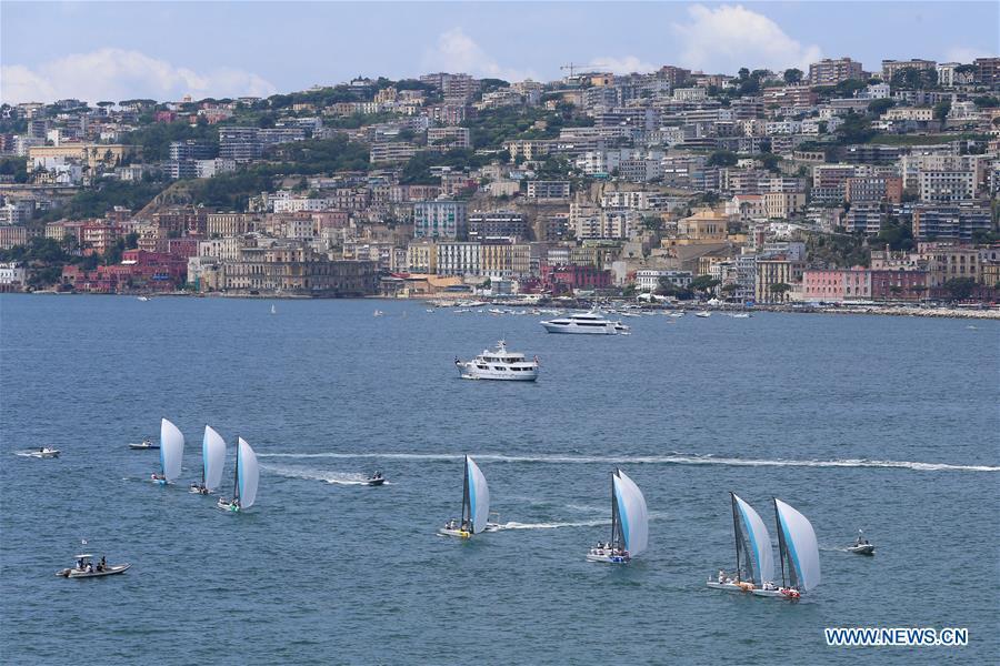Highlights of RS21 Mixed Fleet Racing of Sailing at Universiade