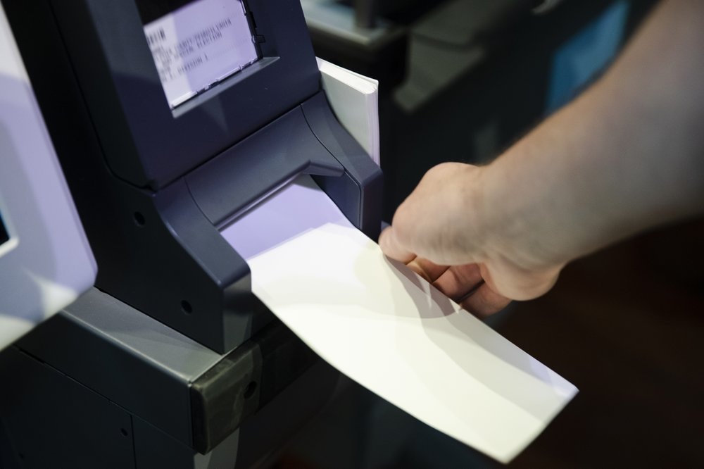 New election systems use vulnerable software