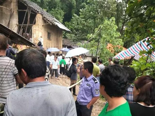 House collapse in Guangxi kills four