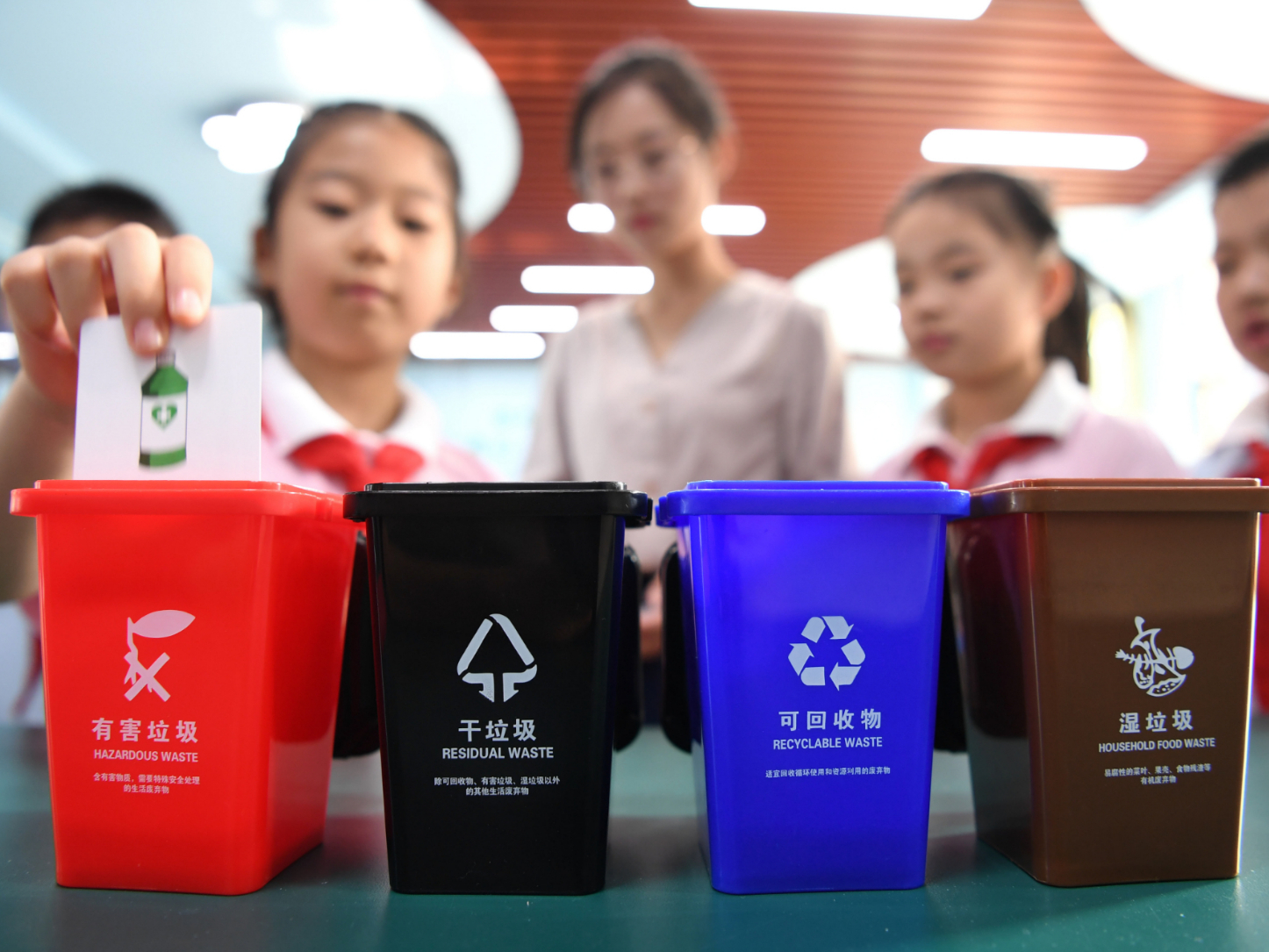 China's war on trash creates market for European green enterprises