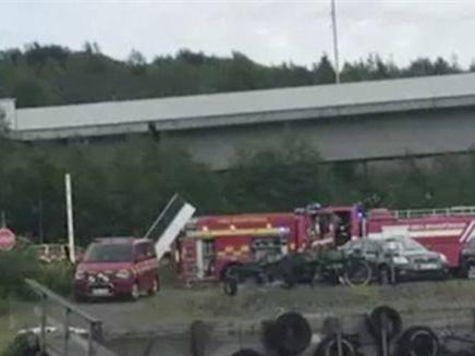 9 killed in small plane crash in N. Sweden