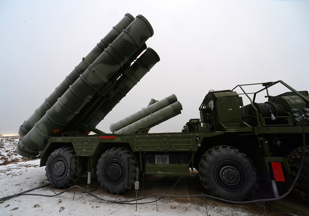 Turkey receives second shipment of Russian S-400 components
