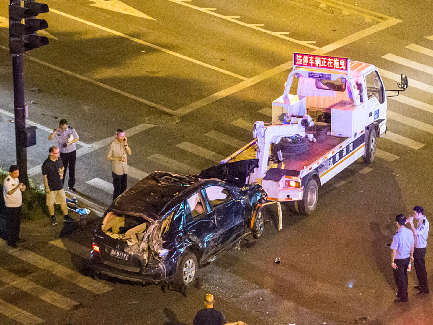 Driver in fatal Hangzhou accident gets 6 years in prison
