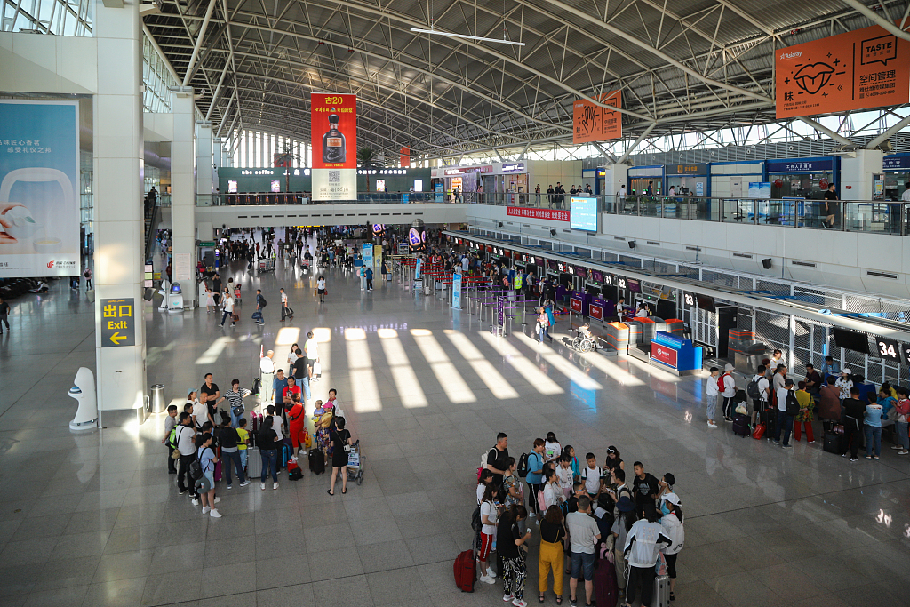 China top economic planner approves new airport in Xinjiang