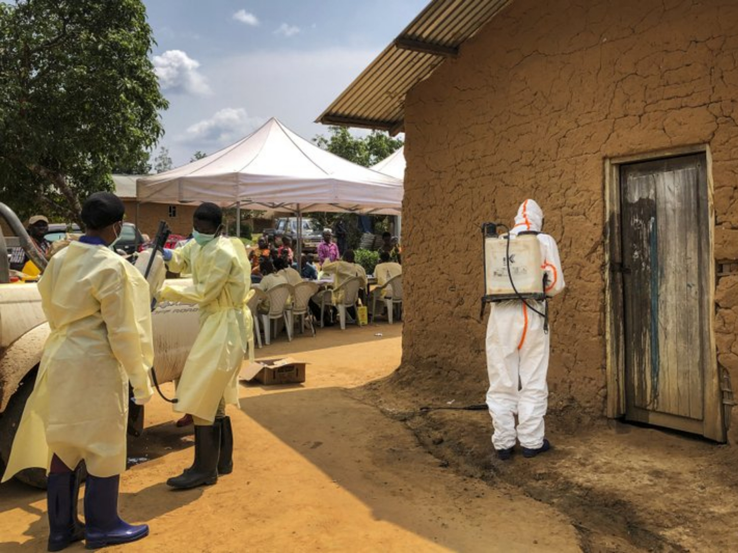 Ebola case confirmed in eastern DR Congo city of Goma: official