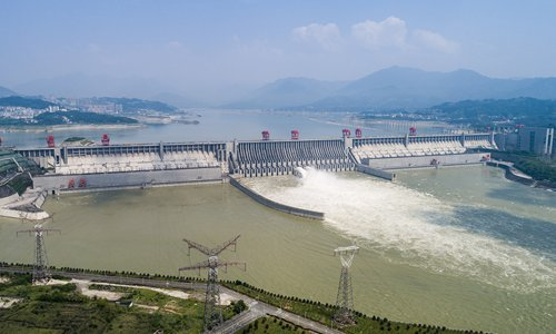 Criticism of Three Gorges project continues despite lack of evidence