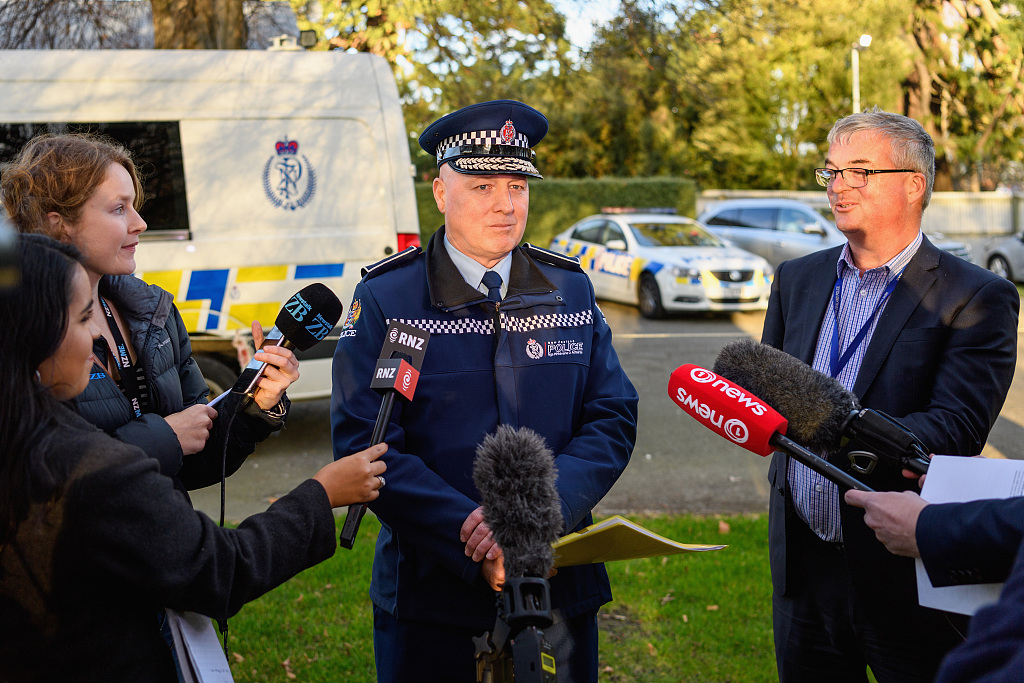 New Zealand gun buyback begins after Christchurch shooting
