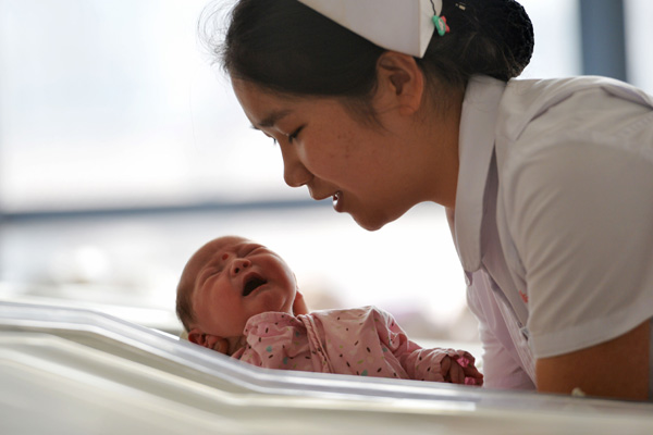 Maternal and child healthcare improves in Beijing