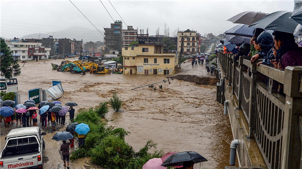 Floods, landslides kill over 130 people in Nepal, India and Bangladesh