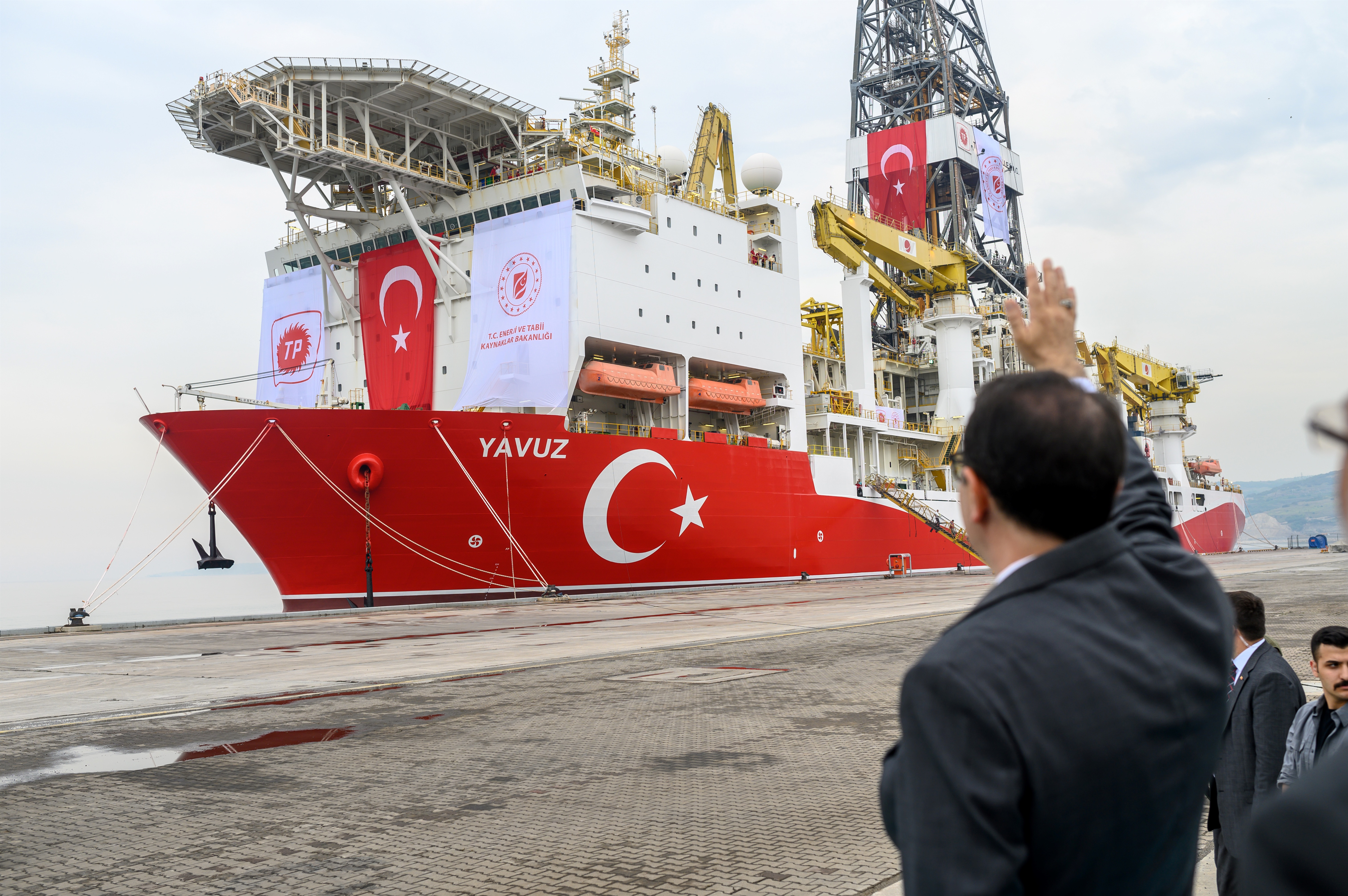 Turkey says EU's measures not to affect Turkey's energy activities near Cyprus