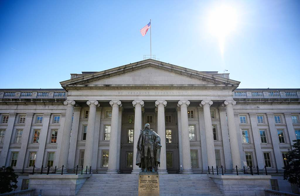 White House projects 1 trillion USD budget deficit for 2019