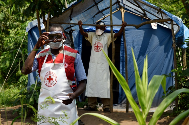 DR Congo urges calm after Ebola case in key city